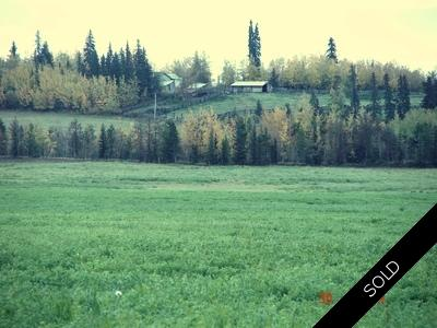 Vanderhoof Farm/Ranch for sale: