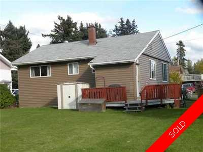 Smithers BC ~ 4 bedroom Family Home for Sale