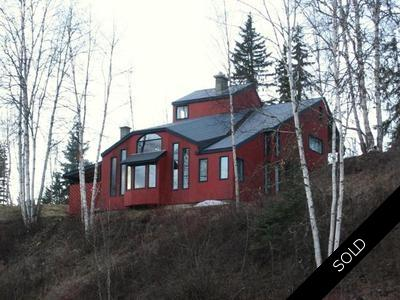 Kispiox Valley Home with Acreage for sale:  4 bedroom 2,385 sq.ft. (Listed 2013-09-27)