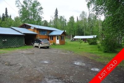 Hazelton Home with Acreage for sale:  4 bedroom 2,398 sq.ft. (Listed 2018-06-08)