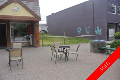 Smithers Commercial  for sale:  Studio  (Listed 2015-07-22)