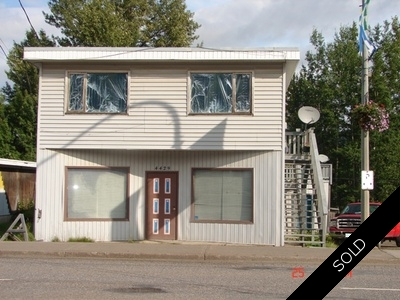 New Hazelton Commercial/Residential for sale:  Suites - 2 3,186 sq.ft. (Listed 2008-09-04)
