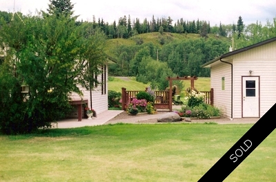 Telkwa Home with Acreage for sale: