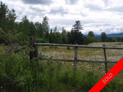 Hazelton Real Estate for sale: 4 Acres Bareland with Highway access. $45,000