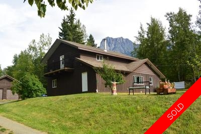 Hazelton Home with Acreage for sale: South Hazelton 4 bedroom 2,430 sq.ft. (Listed 2016-07-14)
