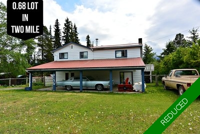 0.68 Acre Lot with Family Home in Tranquil Two Mile BC | Only $140,000 !
