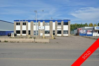 3348 Hwy 16 Smithers Commercia Property for sale: Far West Building 10,500 sq.ft.
