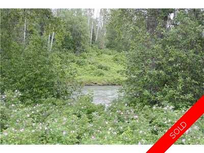 Kispiox Riverfront Real Estate For Sale | 65 Acres of Lush in the Kispiox Valley BC