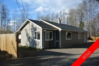 Telkwa House/Single Family  for sale:  3 bedroom 1,942 sq.ft. (Listed 2017-04-10)